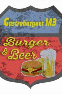 Ampliar información de Gastroburguer M3