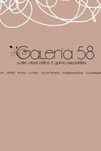 Ampliar información de Galeria 58