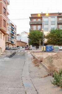 Ampliar información de Comienzan las obras de mejora en la calle San Blas.