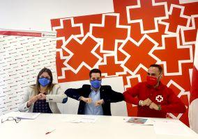 Ampliar información de El Ayuntamiento incrementa el convenio con Cruz Roja en 5.000 euros para programas extraordinarios COVID-19