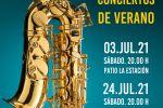 Ampliar información de Conciertos de verano 2021: Agrupación Musical Santa Cecilia.
