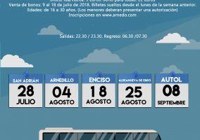Ampliar información de Autobús ALDEANUEVA 22.30 a 6.30 horas