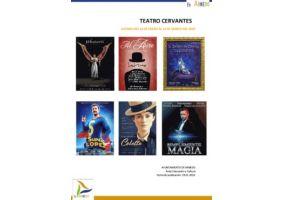 Ampliar información de Programa Teatro Cervantes del 24 de enero al 14 de marzo del 2019
