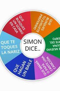 Ampliar información de Simón dice