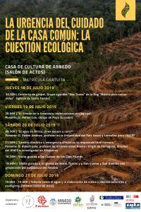 Ampliar información de Charlas: El agua ¿un bien escaso y caro? y Cambio climático y emergecia climática: la responsabilidad humana.
