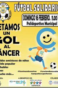 Ampliar información de Fútbol Solidario