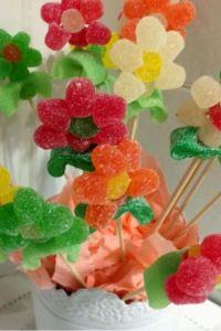 Ampliar información de Taller de flores de gominolas