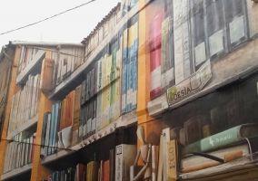 Ampliar información de Inauguración del espacio y mural Leopoldo Alas Mínguez