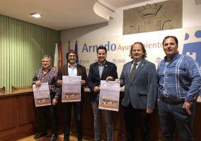 Ampliar información de Presentado el Itinerario Ecuestre Sierra La Hez- Valle del Cidacos