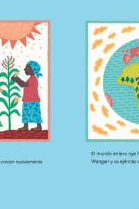 Ampliar información de Wangari y los árboles de la paz