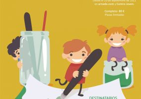 Ampliar información de LUDOTECA 2021-2022. INFANTIL GRUPO 1º. Martes y jueves de 16:30 a 18:00 h.