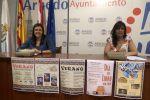 Ampliar información de Conoce las actividades culturales del verano 2020.