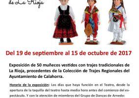 Ampliar información de Exposición de trajes tradicionales de La Rioja.
