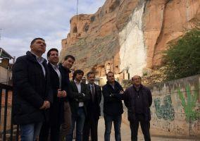 Ampliar información de Finalizadas las obras de estabilización de la ladera Norte
