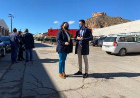 Ampliar información de Más de 4,5 millones de euros del presupuesto regional realizarán inversiones en Arnedo y su comarca
