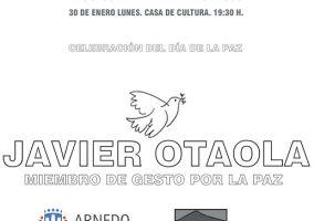 Ampliar información de Celebración del Día de la Paz y la no violencia organizada por el Ies Celso Diaz y el Ayuntamiento de Arnedo.