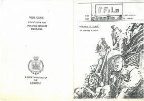 Ampliar información de El Cine-club municipal 1ª Fila cumple 30 años.