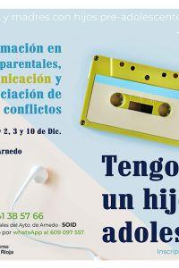 Ampliar información de TENGO UN HIJO ADOLESCENTE