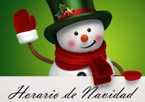 Ampliar información de Horario Especial de Navidad de la Biblioteca.