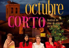 Ampliar información de 20 Festival de Cine Octubre Corto: Primer Pase Sección Oficial.