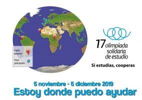 Ampliar información de 17º OLIMPIADA SOLIDARIA DE ESTUDIO