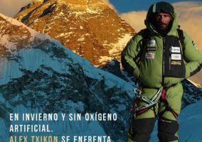 Ampliar información de Everest: Un reto sobrehumano