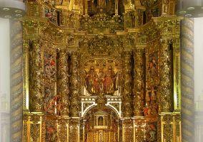 Ampliar información de Visitas al Patrimonio Religioso: Museo y Retablo de San Cosme y San Damián