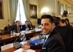 Ampliar información de El Alcalde participa en la primera reunión bilateral entre la FEMP y el Gobierno de España.
