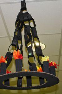 Ampliar información de Taller de lámpara medieval II