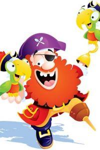 Ampliar información de El pirata pata palo
