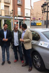 Ampliar información de Acreditaciones en la nueva zona de taxis La Rioja Baja