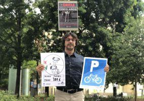 Ampliar información de Nueva campaña de concienciación sobre los chicles en la vía pública