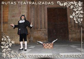 Ampliar información de Ruta teatralizada por el Casco Antiguo