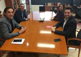 Ampliar información de Encuentro del Alcalde con el Rector de la UR
