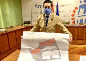 Ampliar información de La Junta de Gobierno aprueba el convenio para la reforma de los patios del Antonio Delgado Calvete