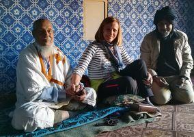 Ampliar información de La concejal de Cooperación al Desarrollo visita Farsia