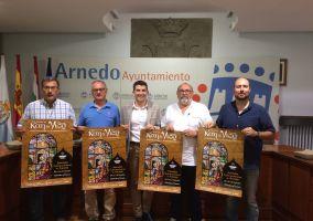 Ampliar información de Presentado el Kan de Vico y las Jornadas Gastronómicas de Arnedo