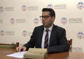 Ampliar información de El Alcalde celebra la decisión de Calzados Milenio de invertir 8 millones de euros en Arnedo.