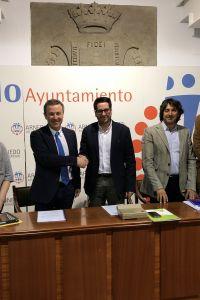 Ampliar información de Se firma el contrato para la redacción del nuevo PGOU, dentro del proyecto 'Arnedo 20-35'
