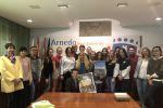 Ampliar información de Alumnos franceses de Royan de intercambio en Arnedo