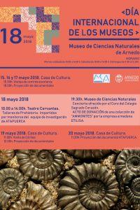 Ampliar información de Día de los museos: talleres de Atapuerca.