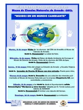 Día Internacional de los Museos 2012