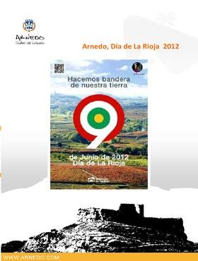 Programa Día de La Rioja 2012.