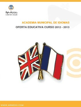 Oferta Educativa Academia Municipal de Idiomas 2012-2013