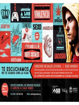 Servicio de Salud Juvenil / SOID Arnedo