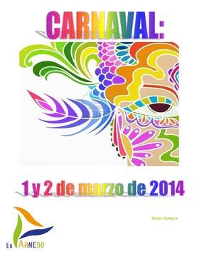 Carnaval 2014: programa.