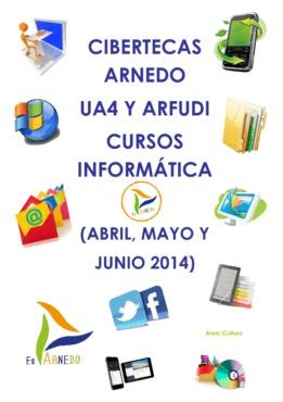 Comienzan los cursos de informática de este segundo trimestre de 2014.