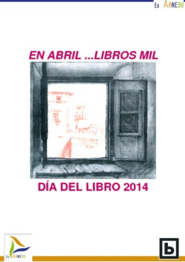 En abril... libros mil. Día del libro 2014
