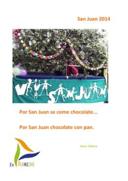 Programa San Juan 2014
