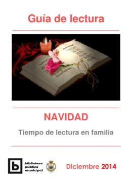 Guía de lectura de Navidad